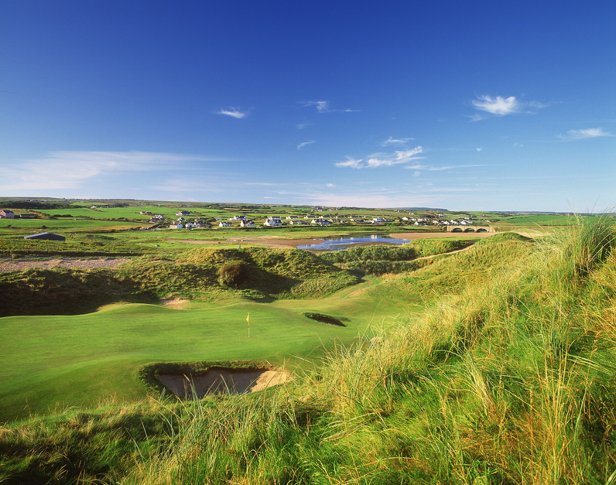 Lachinch Golf Club Ireland Golf Vacations PerryGolf